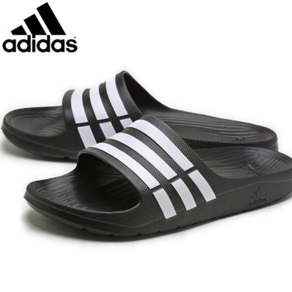 a7fcf70ebf50 ❣️LAST ONE ❣️NWT Adidas Duramo Slide Sandals Flip